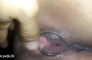 Soft-pedal rub wife pussy and squirt all time