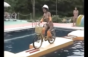 Japan Nude Swimming and Aquatic Competitions