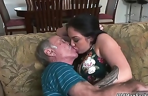Bird hand smother horny old man masturbate Frannkie'_s a quick learner!