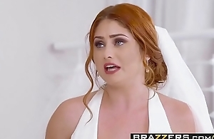 Dirty Bride scene starring Lennox Luxe and Chad Uninspiring  pornhdmilfs.com