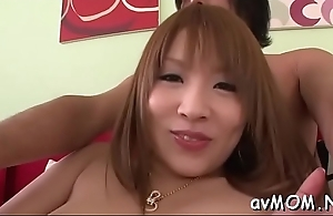 Stud lad pounds tight milf hairy pussy with his hard cock