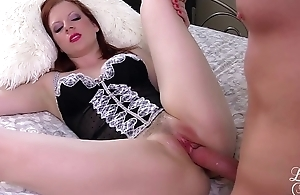 Beta Cuckold heeding me get Fucked by Stud