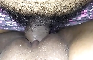 Fucking Tamil wife with pussy loaded cum