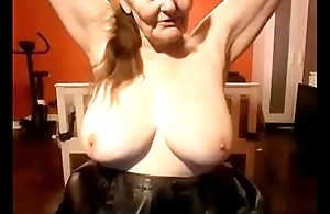 Hottest granny wanted to show her body have on the agenda c trick see