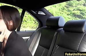 Bigbooty euro rides cops cock