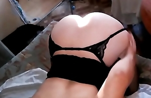 Beauty With Glasses BJ and Anal Intercourse