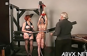 Intensive servitude with mature